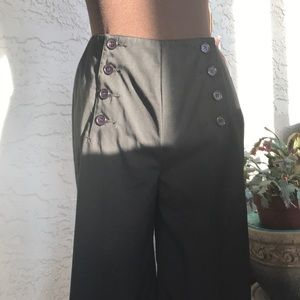Newport News wide leg pants